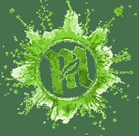 Moguntia Splash grün
